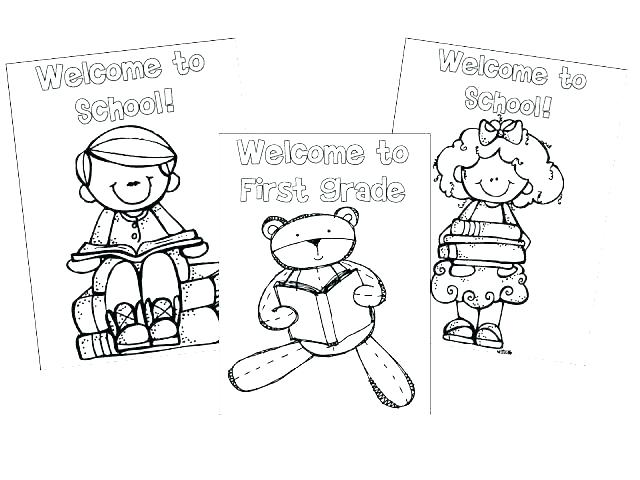 640x480 Coloring Pages For Graders Grade Coloring Sheets First Grade