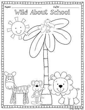 First Week Of School Coloring Pages at GetDrawings.com ...