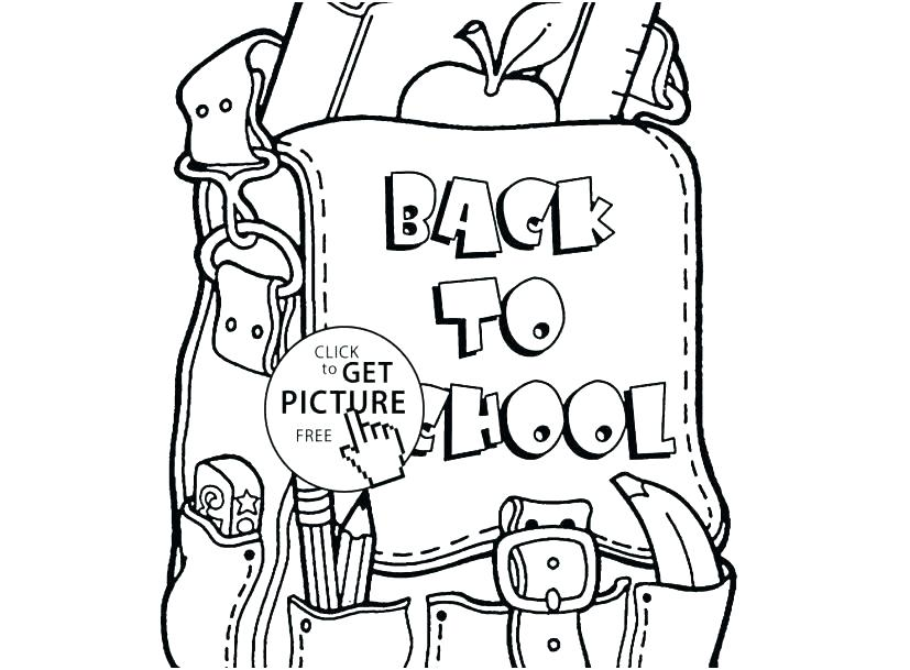 827x609 Middle School Coloring Pages Back To School Coloring Welcome Back