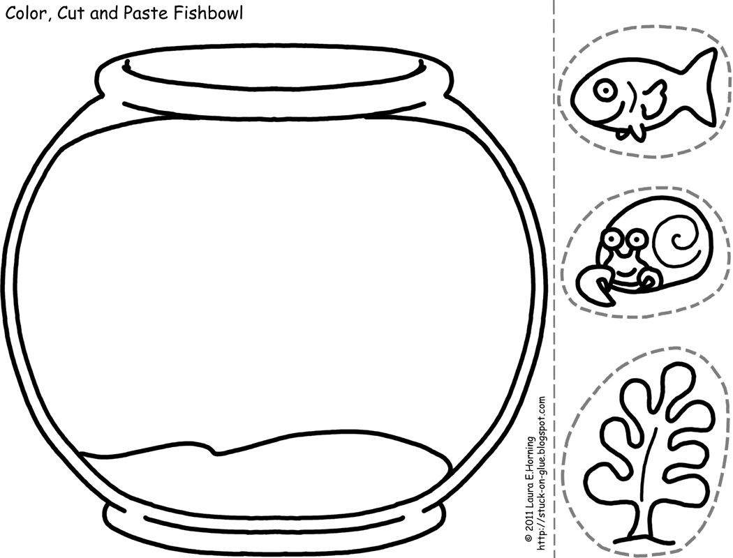 1050x800 Fish Template Cut Out Coloring Pages Clip Art Library Pattern