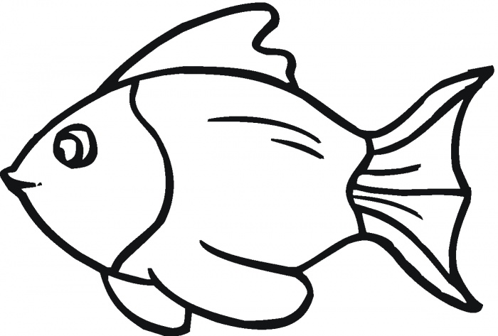700x473 Fish Coloring Pages Hd Coloring Pages