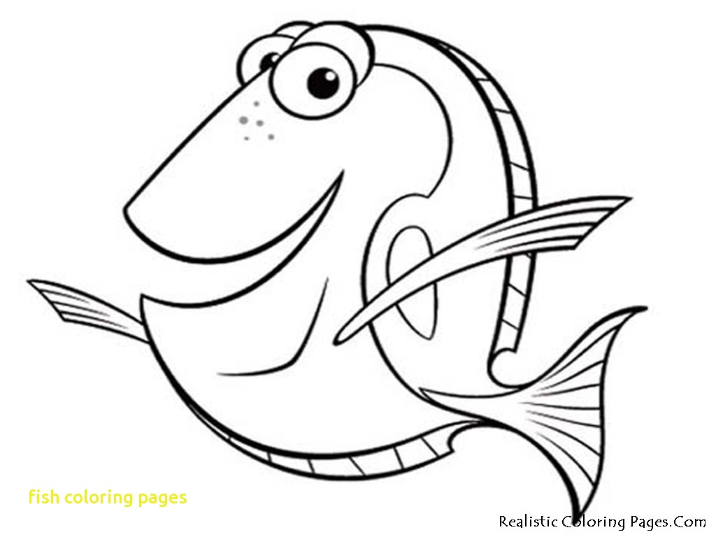 1024x768 Sampler Fish Colouring Picture Coloring Pages For Kids Preschool