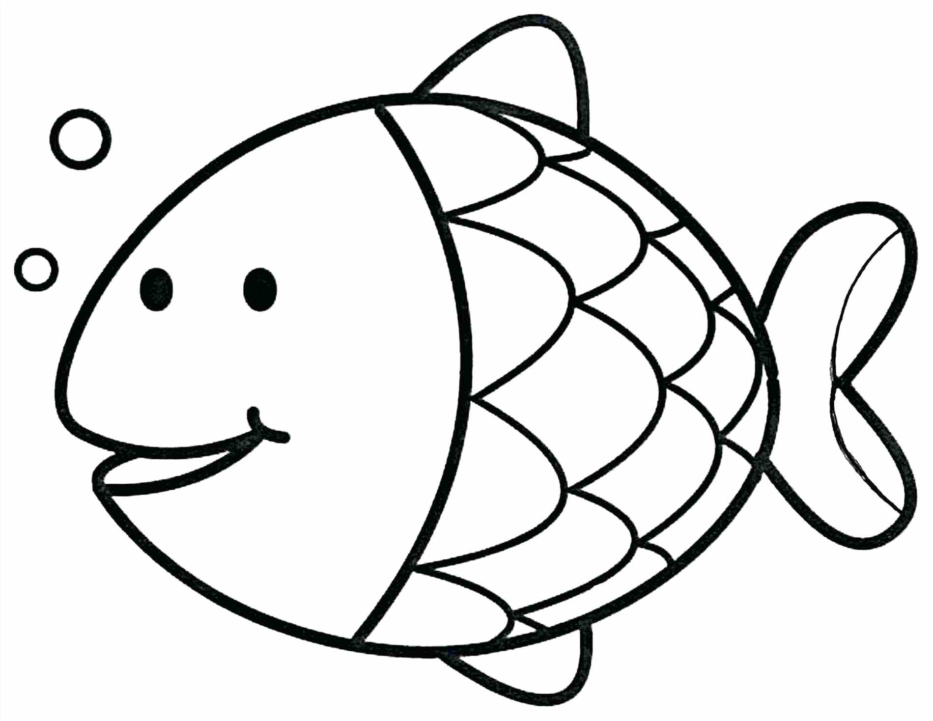 Fish Coloring Pages Pdf