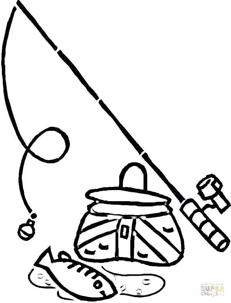 750x982 Fishing Boat Coloring Pages Fishing Boat Coloring Pages Equipment