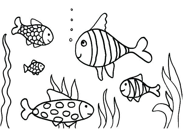 600x425 Coloring Pages Fishing Rod Fishing Pole Coloring Page Coloring