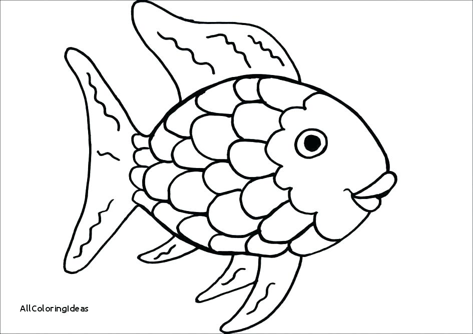 945x668 Fish Coloring Pages Fishing Pole Coloring Page Coloring Page