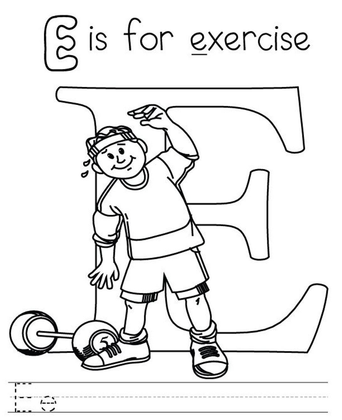 1089x1339 Fitness Coloring Pages Printable Arilitv Com And Health
