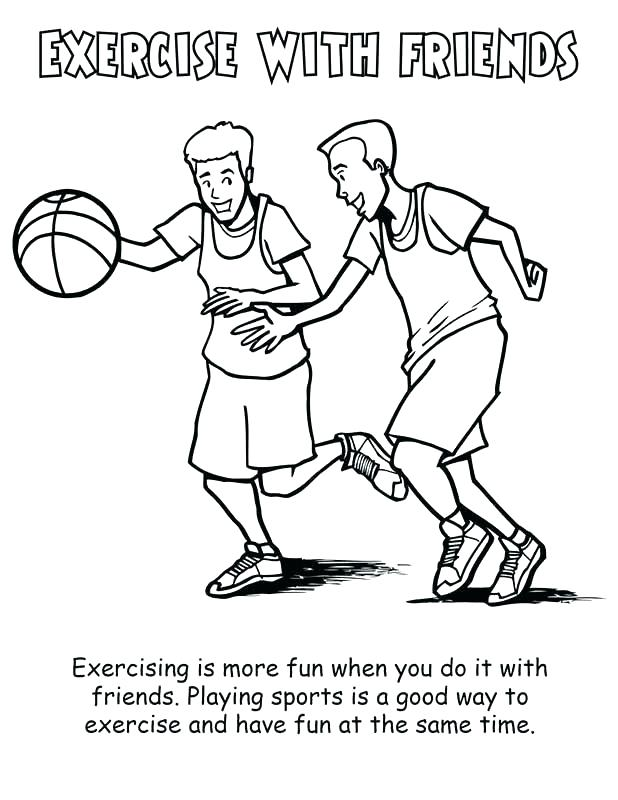 618x800 Fitness Coloring Pages Fitness Coloring Pages Best Fitness