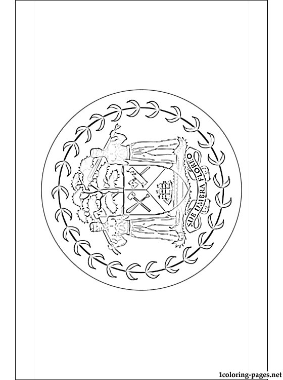 560x750 Belize Flag Coloring Page Coloring Pages
