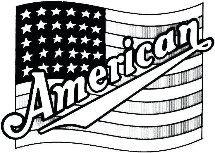 735x523 Flag Coloring Pages Flag Coloring Page Lovely Printable Flag