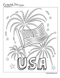 236x305 Free Of July Coloring Pages Easy Peasy, Easy And Free