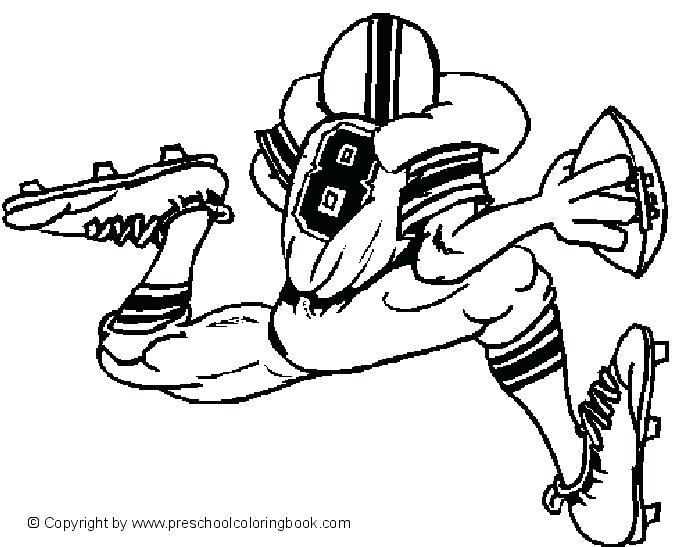 680x547 Free Nfl Coloring Pages Football Coloring Pages Lovely Football