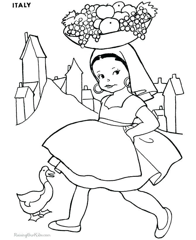670x820 Around World Coloring Pages Coloring Pages Of Flags Around
