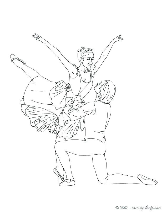 635x820 Ballet Dancer Coloring Page Ballet Coloring Pages Flamenco Dancer