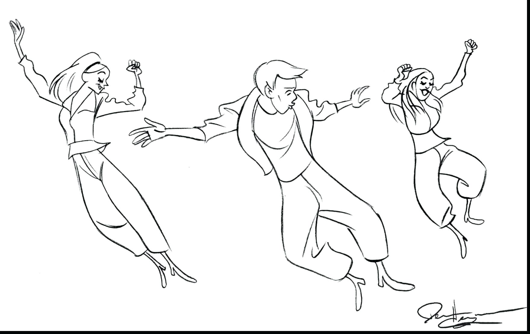 1760x1111 Dance Coloring Pages Flamenco Dancer Page Printable