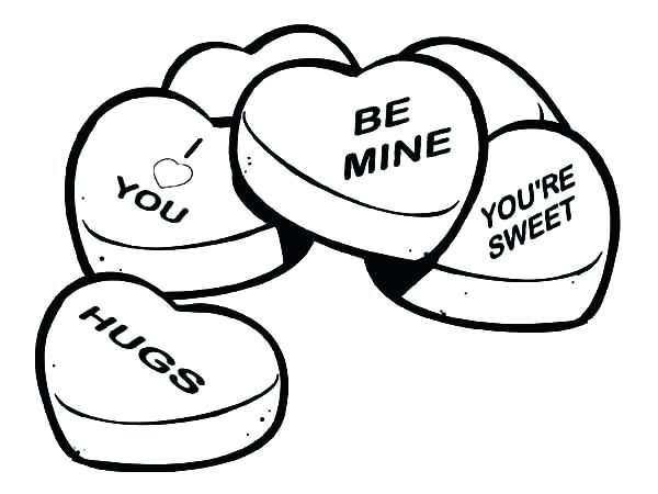 600x450 Valentine Heart Coloring Pages Flames Heart Coloring Pages