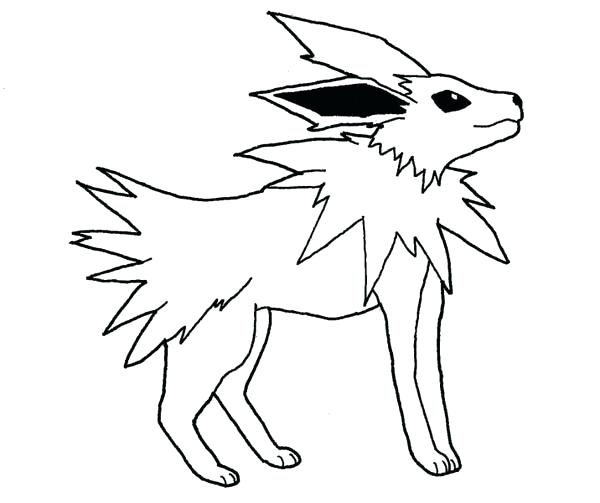 600x503 Flareon Coloring Pages Coloring Page Pic My Favorite Teacher