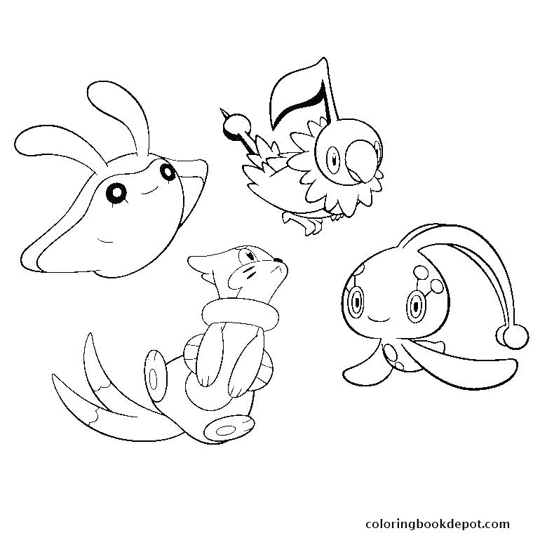 760x760 Flareon Coloring Pages Coloring Pages Coloring Pages Of Animals