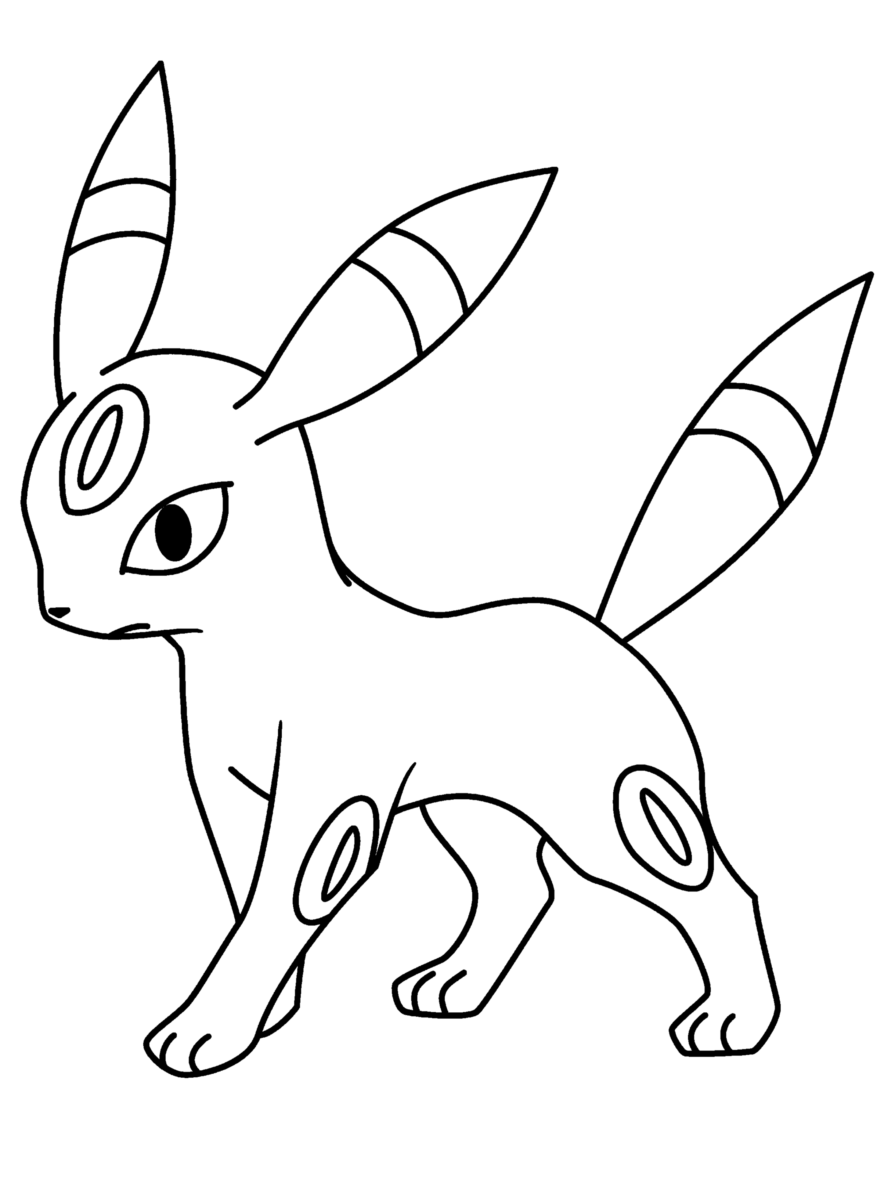 2910x3922 Flareon Coloring Page Pictures Free Coloring Pages