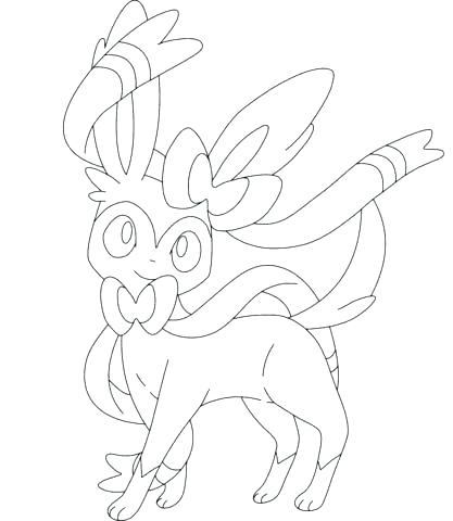 The Best Free Flareon Coloring Page Images Download From 162 Free