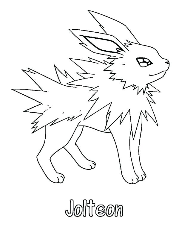 600x788 Flareon Coloring Pages Coloring Page Collection Coloring Pages
