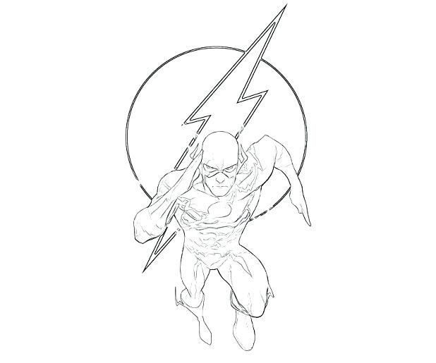 618x515 Kid Flash Coloring Pages Printable Printable Coloring The Flash