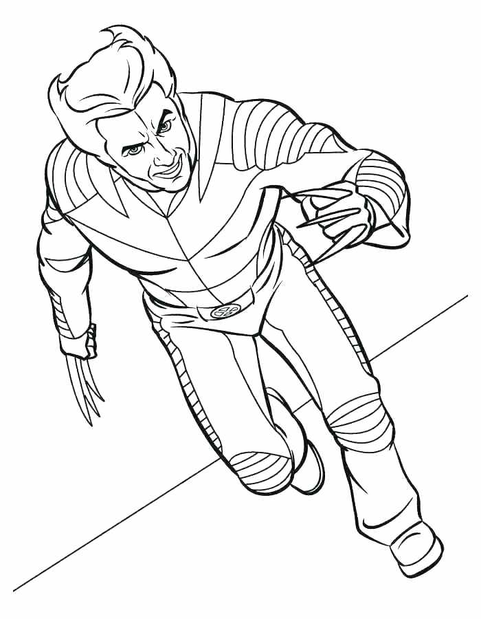 700x900 Flash Coloring Pages Flash Coloring Page With Flash Superhero