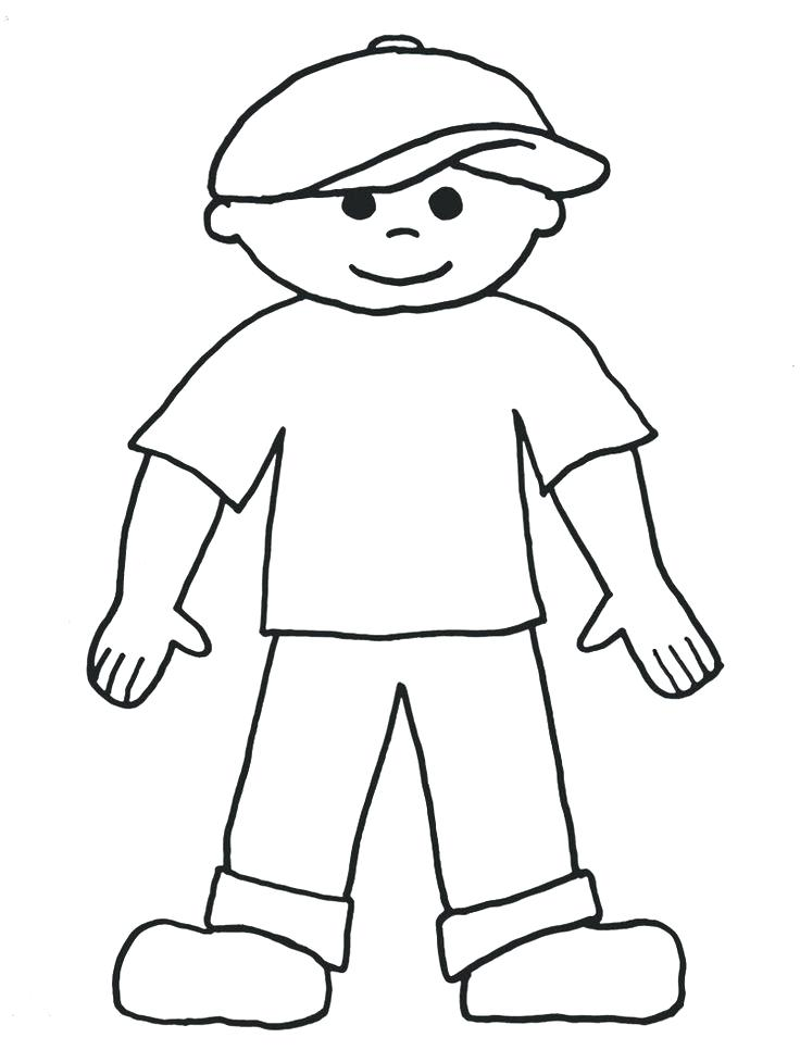 736x966 Flat Stanley Coloring Page Flat Coloring Page Flat Flat Coloring