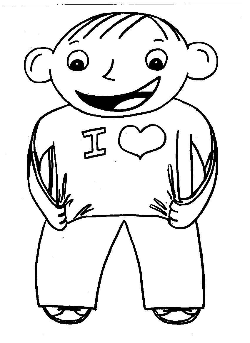 850x1169 Flat Stanley Coloring Page Printable Coloring Pages School