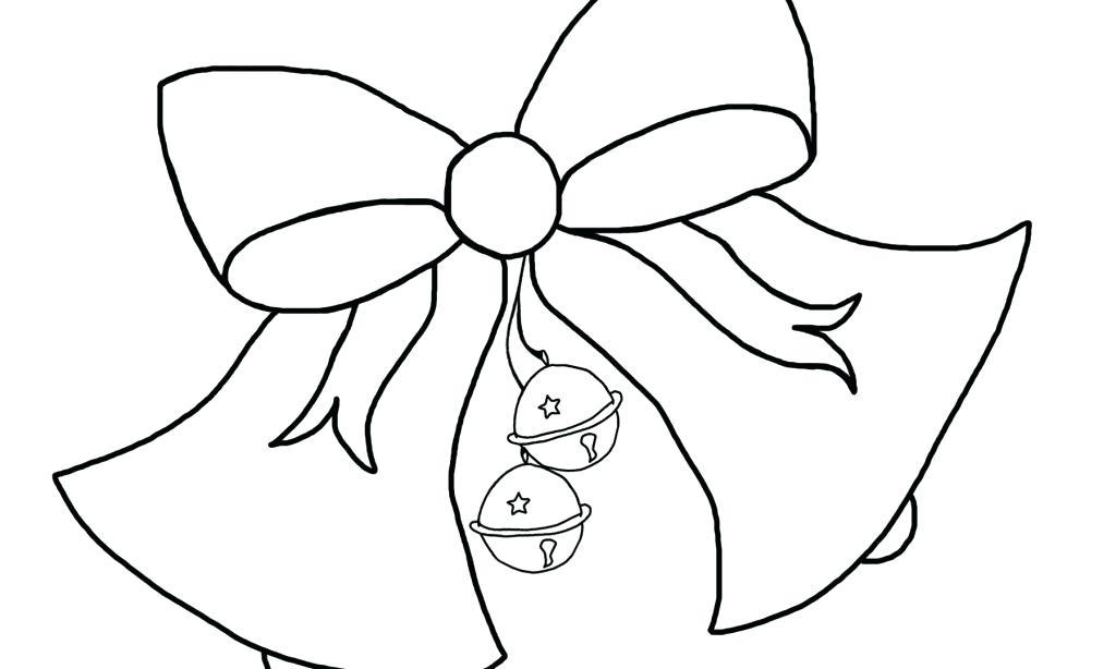 1024x614 Bow Coloring Pages Bow Coloring Pages Free Printable Fleur De Lis