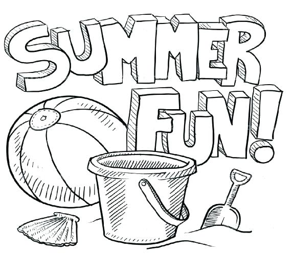 573x500 Flip Flop Coloring Pages Free Page Medium Size Of For Girls