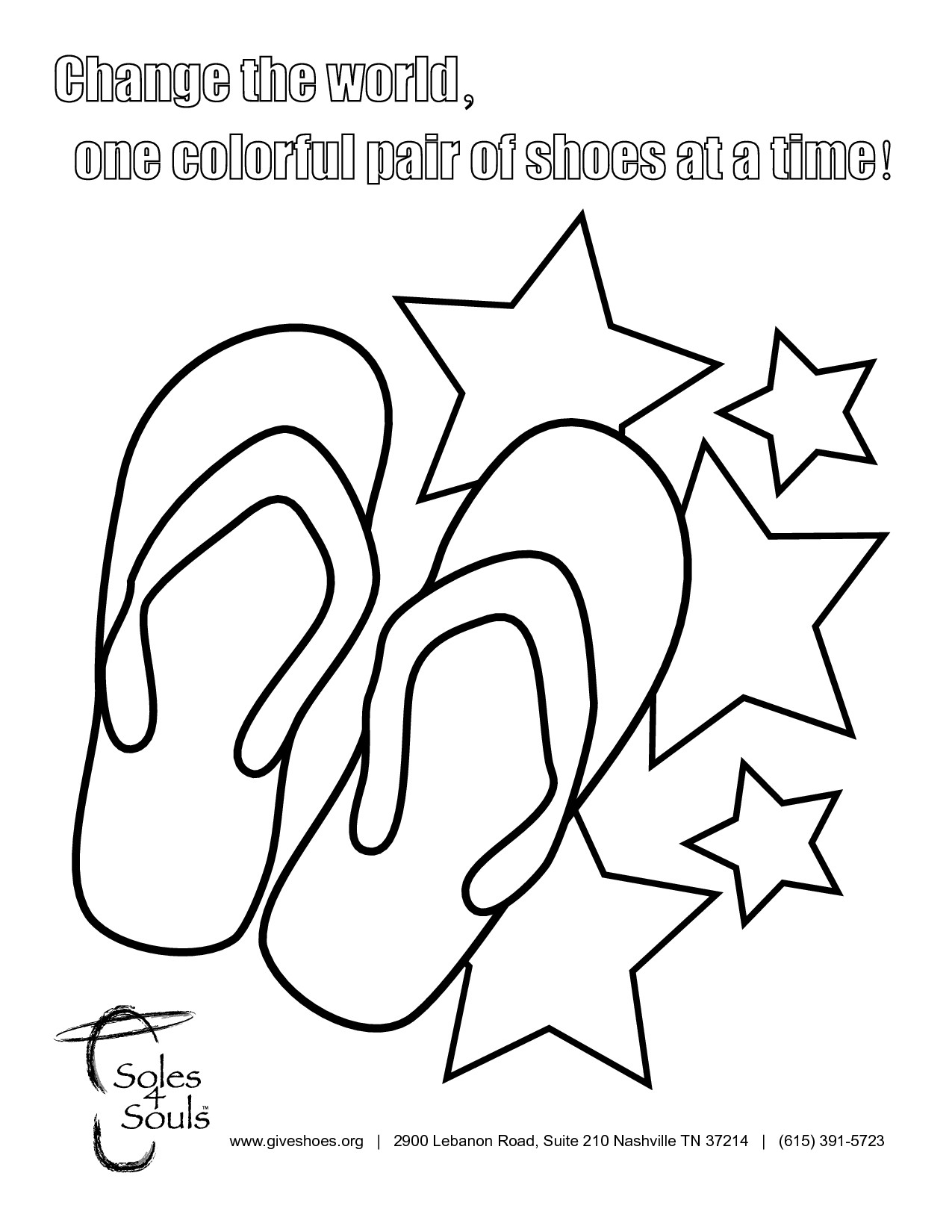 1275x1650 Printable Coloring Pages Flip Flops Endearing Enchanting