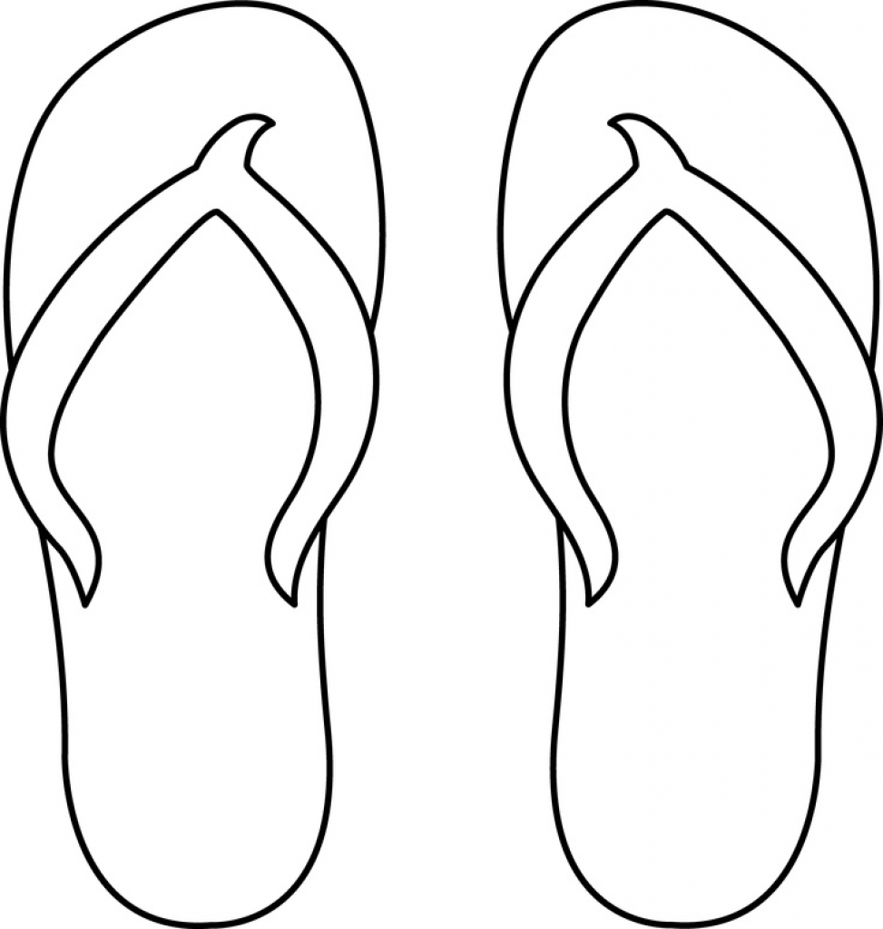 973x1024 Printable Coloring Pages Flip Flops Best Of Flop Glum Me And Page