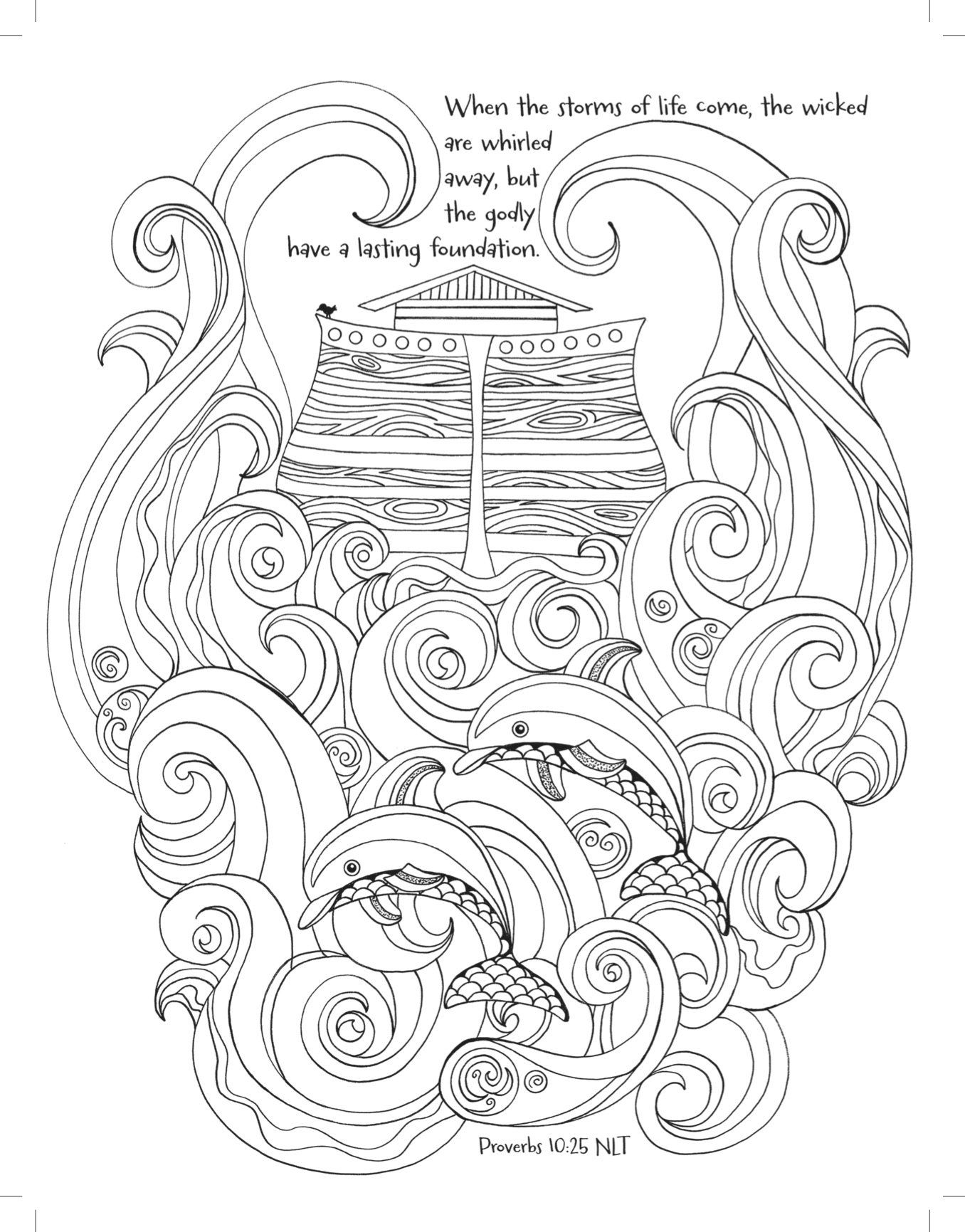 Flood Coloring Pages at GetDrawings.com   Free for personal use ...