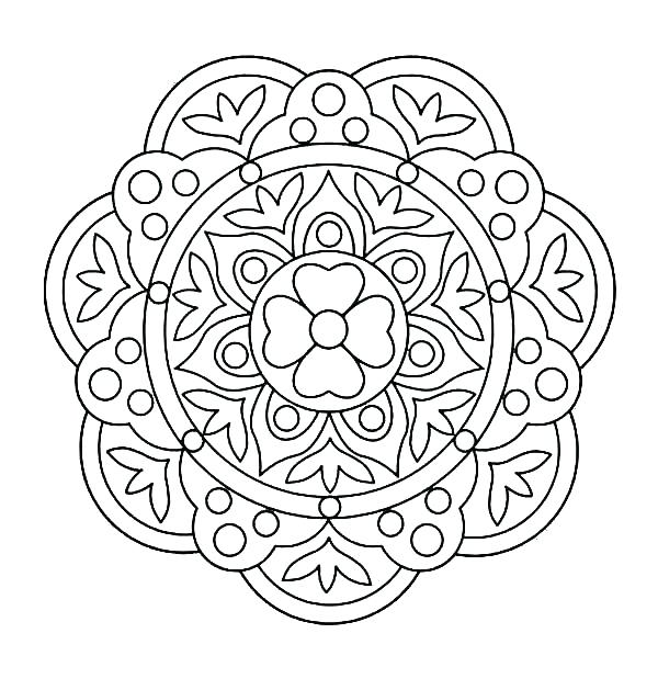 600x629 Design Coloring Pages Design Coloring Pages Coloring Page Designs