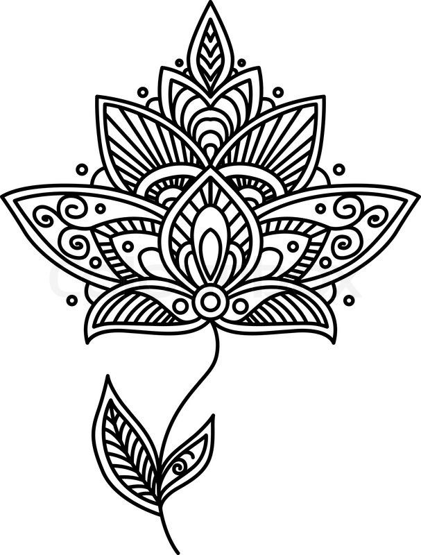 607x800 Islamic Design Coloring Pages I Love Fun Design