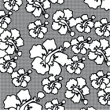 354x354 Floral Pattern Coloring Pages Orchid Flower Coloring Page Flowers