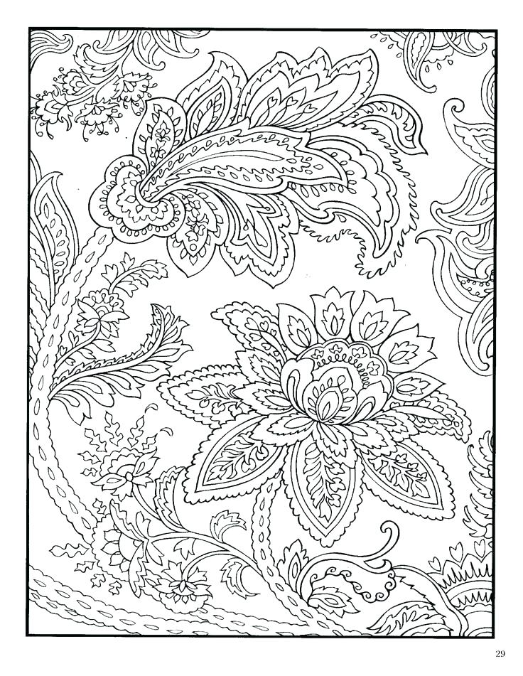 736x951 Pattern Coloring Pages Coloring Page Designs Coloring Page Design