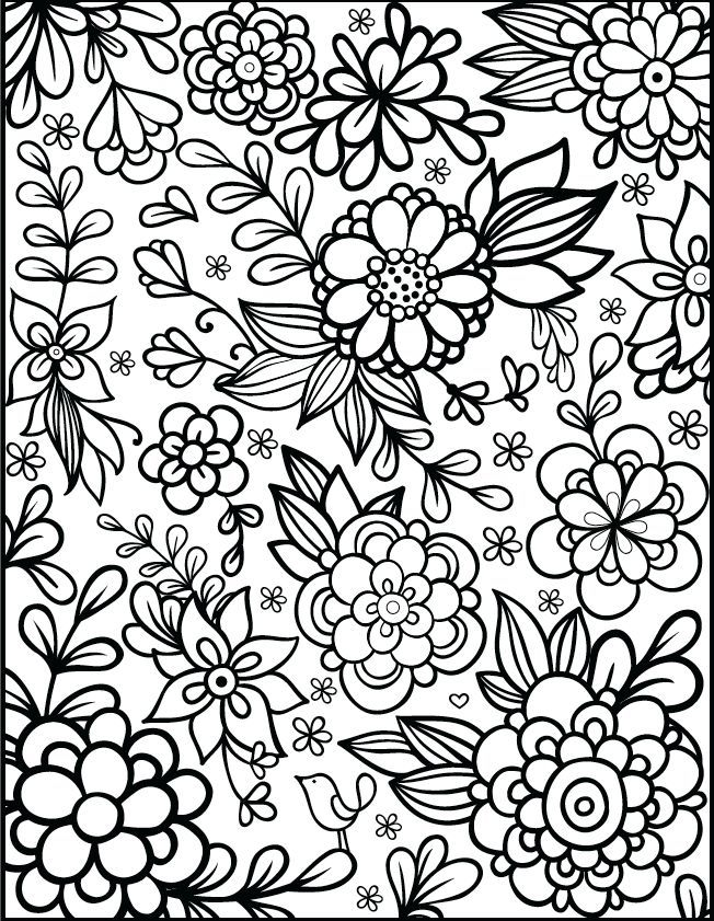 652x841 Best Coloring Pages Images On Insects, Coloring