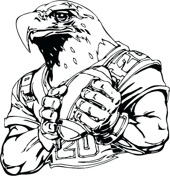 579x600 Florida Gators Coloring Pages Football Logo Coloring Pages Gators