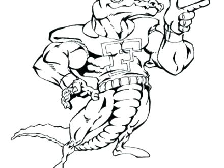 440x330 Gators Coloring Pages How To Draw Coloring Pages Be Gator Gators