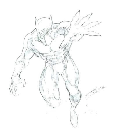 400x472 Panther Coloring Page Panther Coloring Page The Black Panther