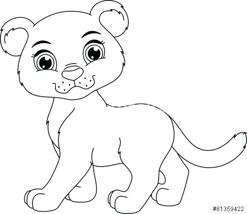500x434 Panther Coloring Pages Panther Adult Coloring Pages Coloring Pages