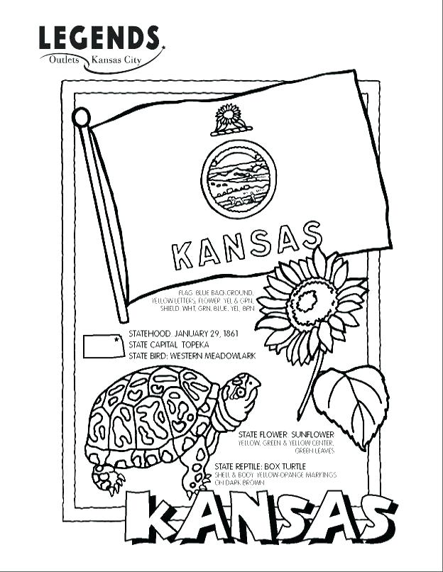 624x806 State Coloring Pages