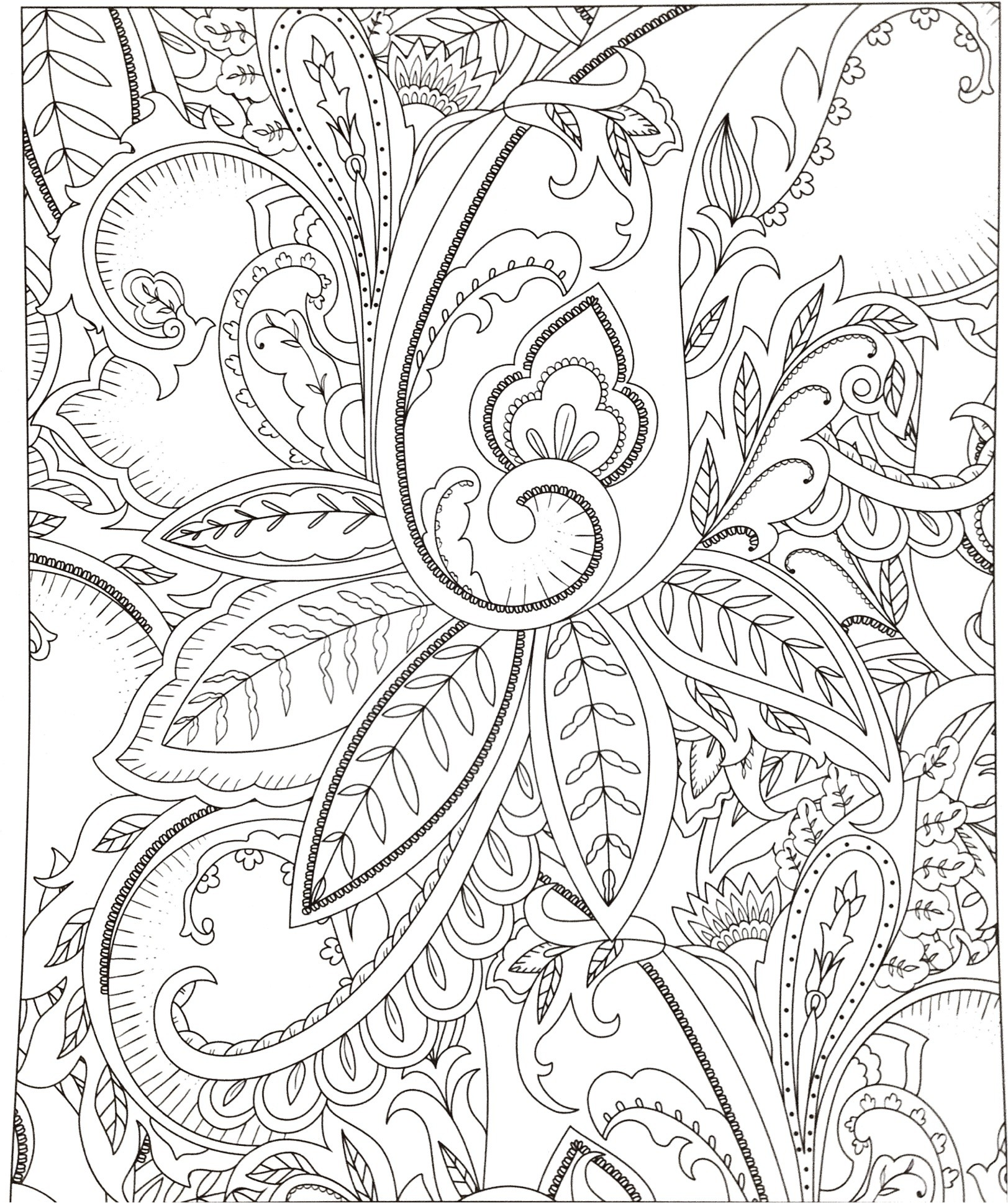1623x1937 Florida Coloring Page Cool Coloring Pages