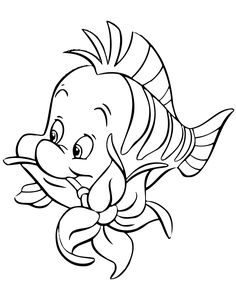 236x305 Top Free Printable Little Mermaid Coloring Pages Online