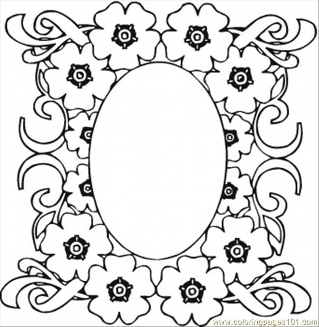 650x665 Borders Frames Page Borders