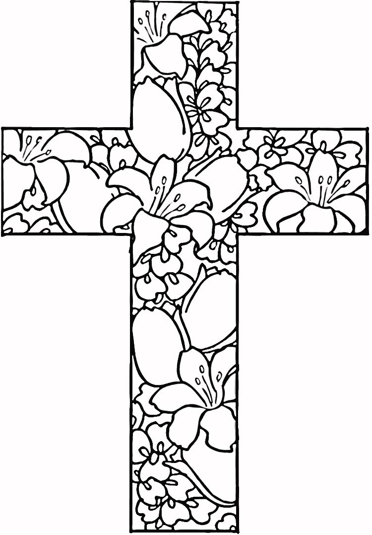 Flower Coloring Pages For Teens at GetDrawings.com   Free ...