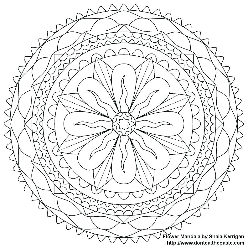 792x792 Coloring Pages Flower Coloring Pages Printable Outstanding Girls