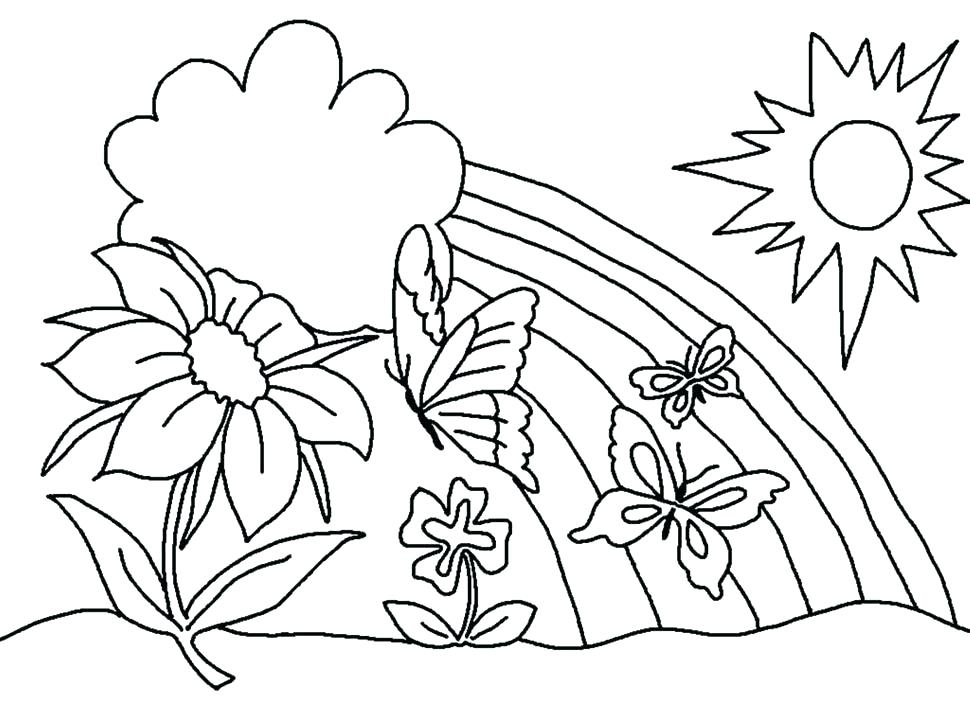 970x727 Hibiscus Flower Coloring Pages Beautiful State Flower Hibiscus